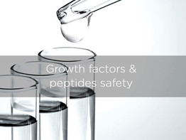 Safety of Growth Factors & Peptides