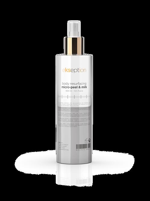Body Resurfacing Micro-Peel & Milk 400ml