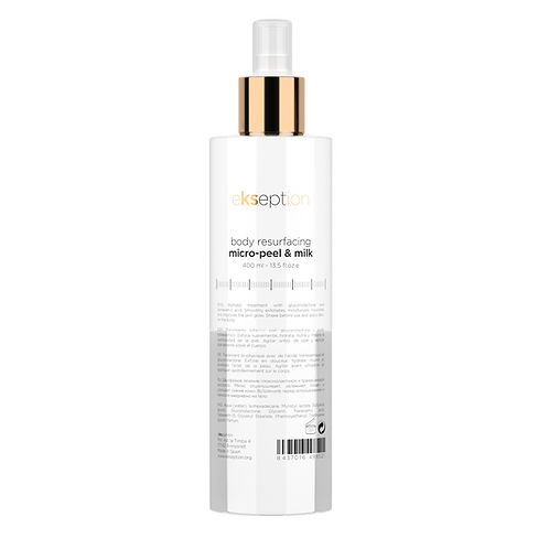 Body Resurfacing Micro-Peel & Milk 400ml