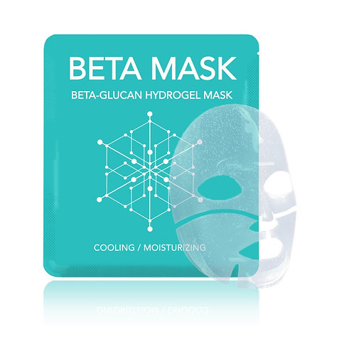 Beta-Glucan Hydrogel Mask 1pc