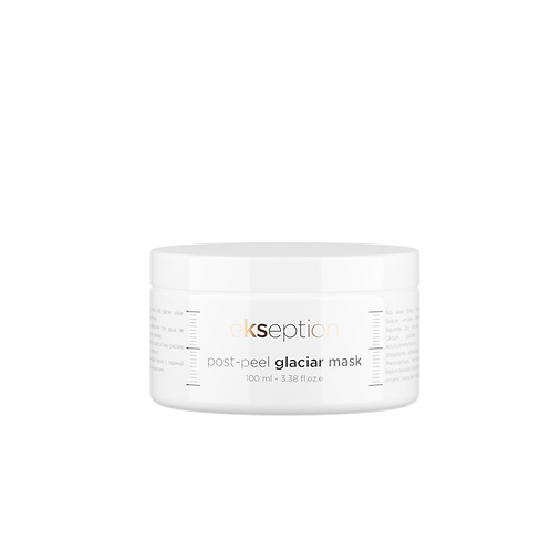 Post Peel Glaciar Mask 100ml