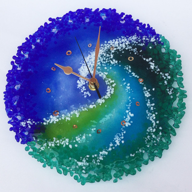 wave clock