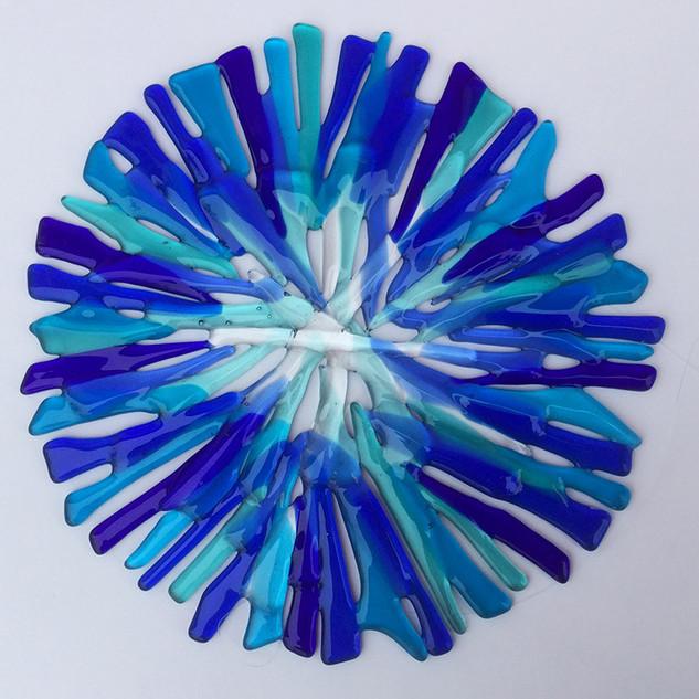 Blue sundisk