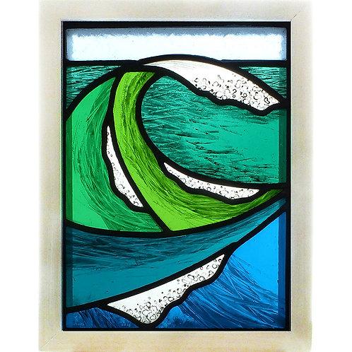 Cresting Wave panel