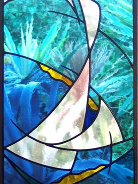 Stormy sailing window