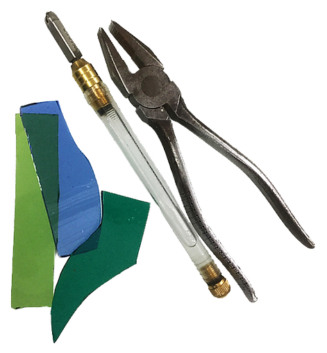 Stained glass tools