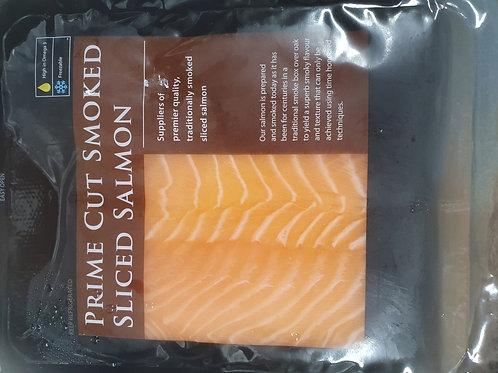 Smoked salmon 훈제연어