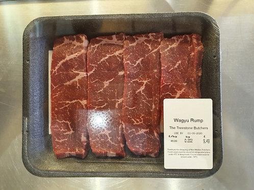 와규 럼Wagyu rump和牛臀部肉