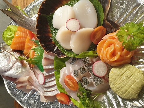 Sashimi set AA 사시미 세트 AA  生鱼片 AA