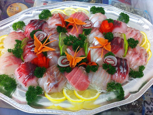 Sashimi set AAA 사시미 세트 AAA  生鱼片 AAA