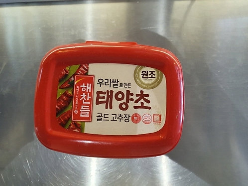 고추장 500gr  Spicy pepper jang