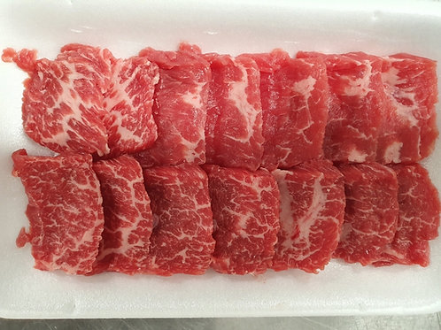 안창살Flanksteak 侧面牛排肉片 170gr