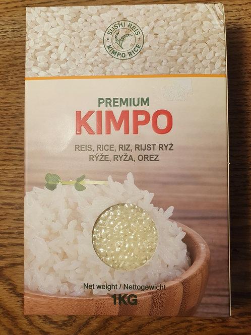 Kimpo rice 김포쌀 1kg