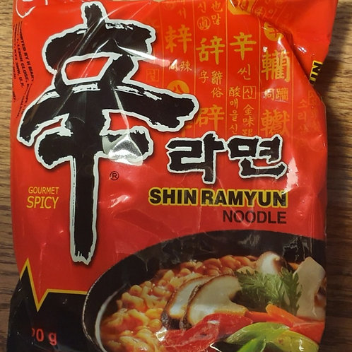 Korean Shin ramyun 신라면 1pack