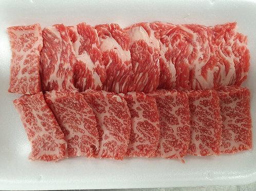 갈비살 Kalbi sal 牛排肉片 170gr