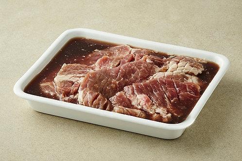 마포 돼지 갈비 Marinate Pork kalbi 调味料的猪肉片 800gr