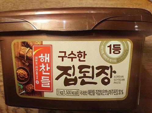 Soy bean paste 집된장 1kg