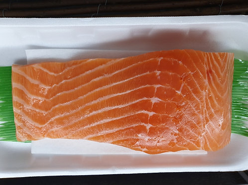 사시미용 연어, fresh salmon for sashimi 250gr