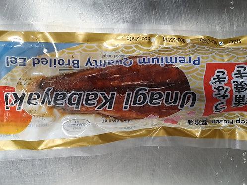 장어구이 Unagi kabayaki 烤鳗鱼 200gr