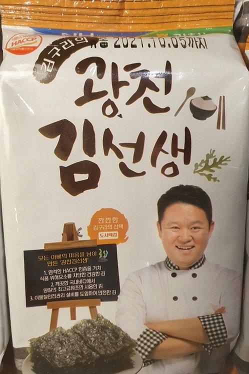 Roasted Laver 참기름 김 1pack