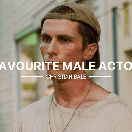 Favourite Male Actor