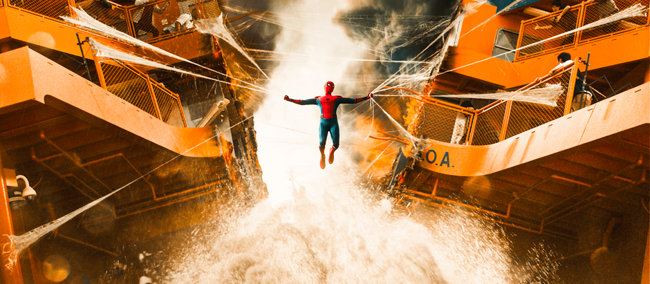 Spider-Man: Homecoming - The Tension Builds