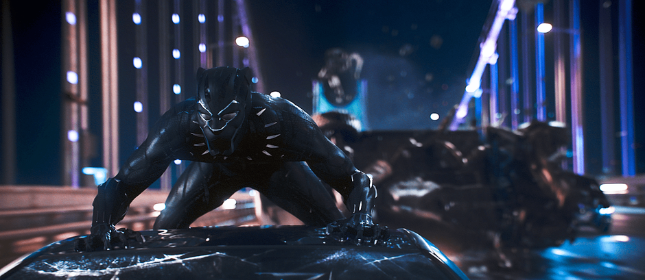 Black Panther ed. 2 - Night Mode