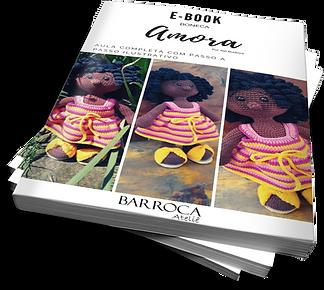E-BOOK BONECA AMORA