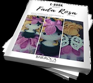 E-BOOK - FADA ROSA