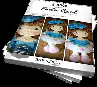 E-BOOK FADA AZUL (BARROCA)