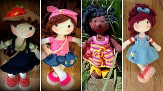 9-ALÍCIA, AMORA, MARIA CHIQUINHA E BARROCA DE CHAPÉU