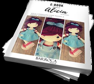 E-BOOK BONECA ALÍCIA