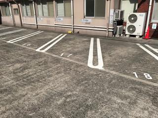 ▲駐車場のご案内▲