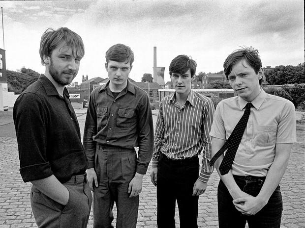 """""""Nós imitamos o Kraftwerk assim que pudemos"""""""