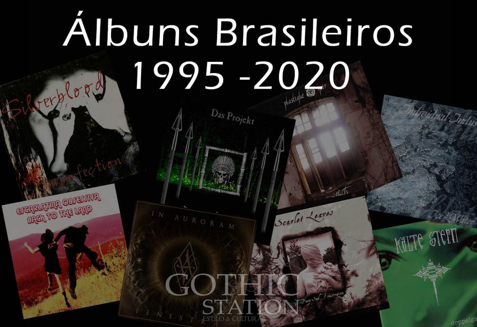 Álbuns Brasil 1995-2020