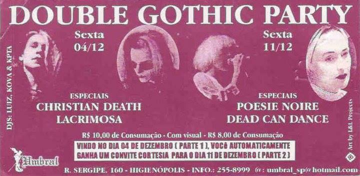 Renovação nas Casas e DJs Paulistas 1997-2005 (parte 1)