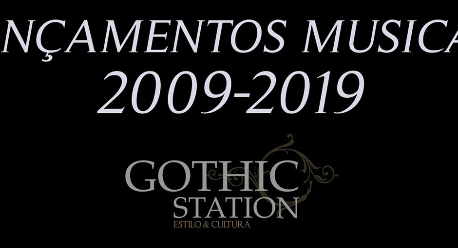 LANÇAMENTOS destaque 2009-2019