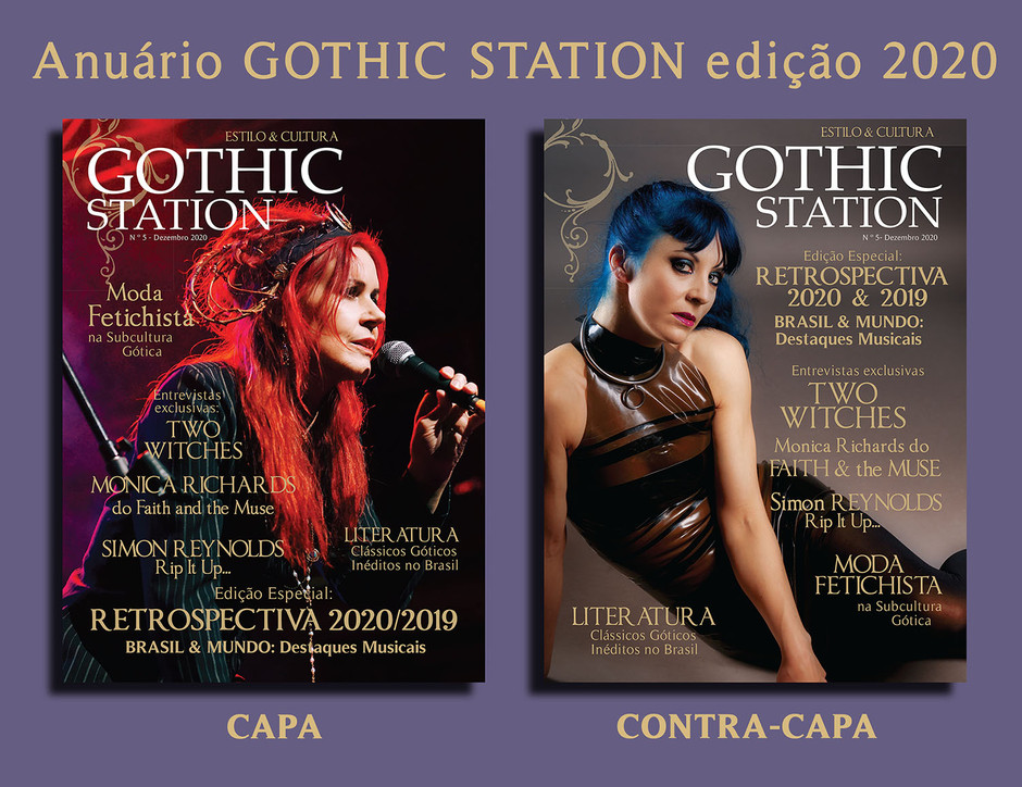 LEIA MAIS: Links textos extras Gothic Station 5: