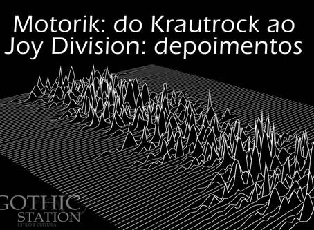 Motorik 1970-78: do Krautrock ao Joy Division