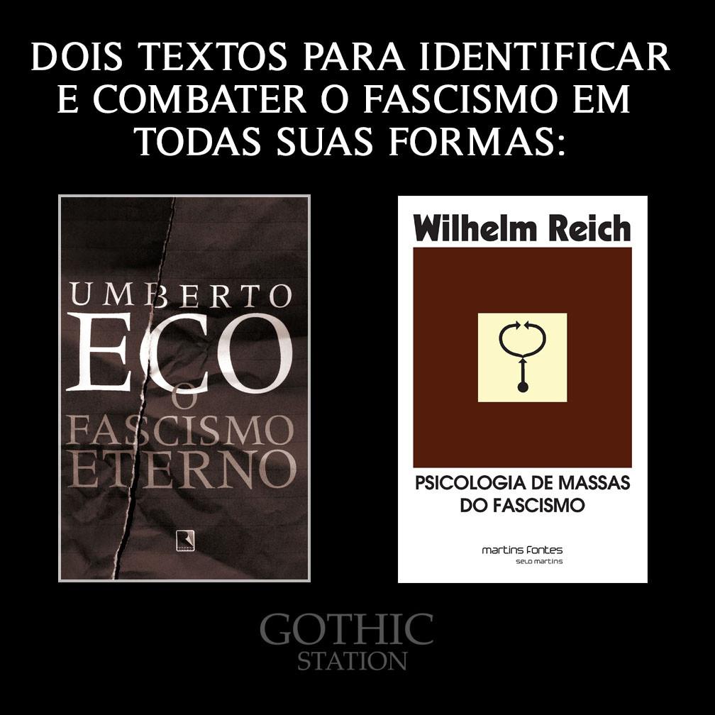 IDENTIFICAR E COMBATER O FASCISMO EM TODAS SUAS FORMAS: