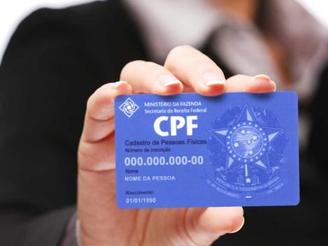 Decreto torna CPF documento único para cidadão acessar informações e benefícios do governo