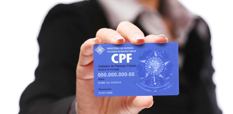 Decreto torna CPF documento único para cidadão acessar informações e benefícios do governo. Foto: Governo Federal