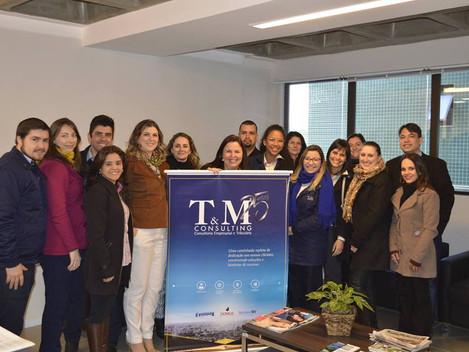 Liderança foi tema de palestra promovida pela T&M Consulting