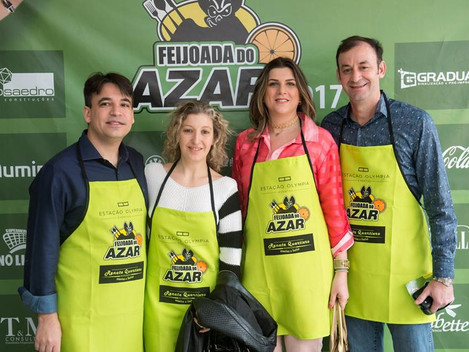 T&M Consulting presente na Feijoada do Azar