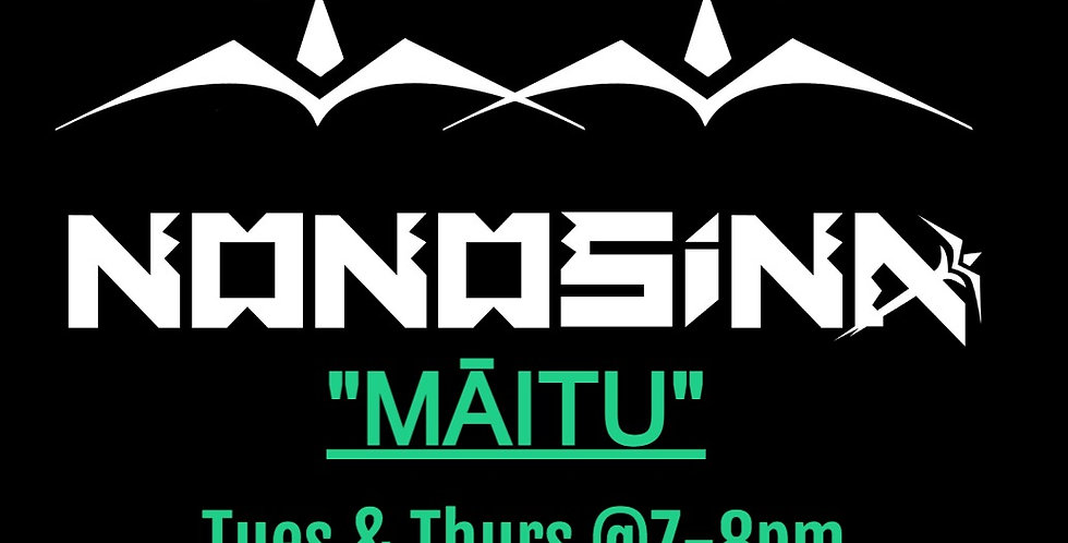 MĀITU | tues x thurs @7pm