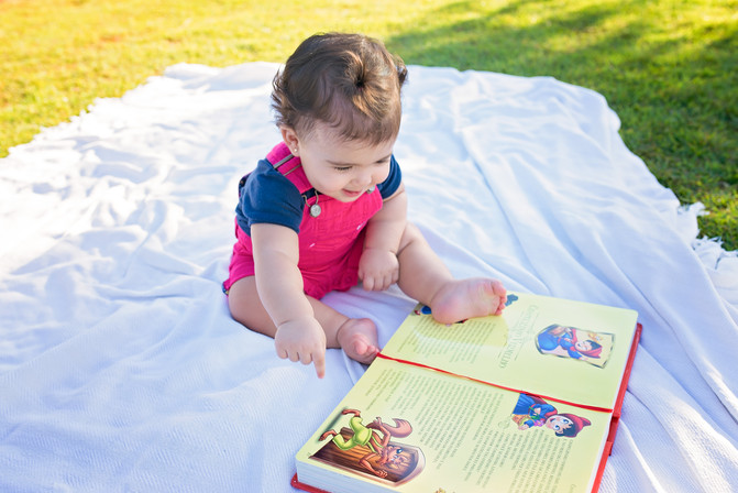 Estudo afirma que quanto mais livros em casa melhor a capacidade de leitura da criança!