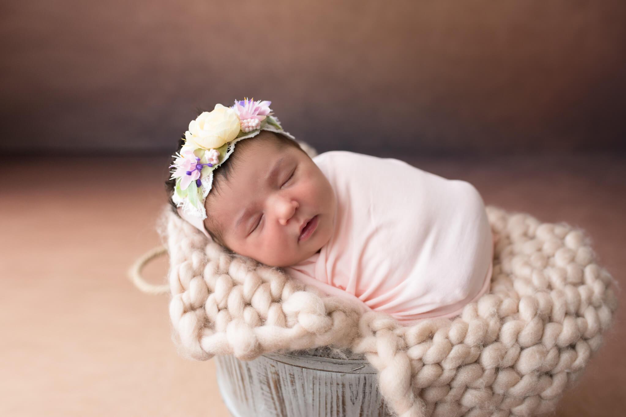 Jaqueline Vaz Fotografia - Newborn