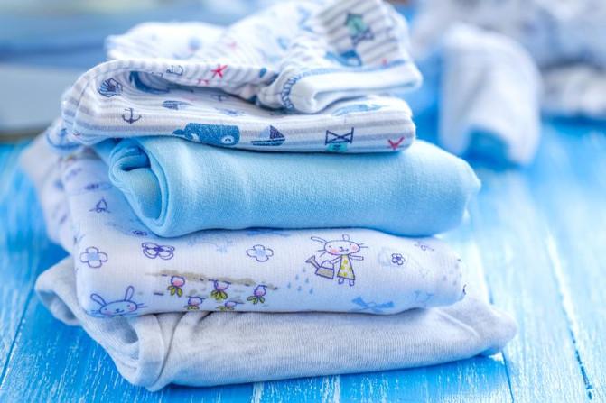 Dicas para lavar roupa de bebê!