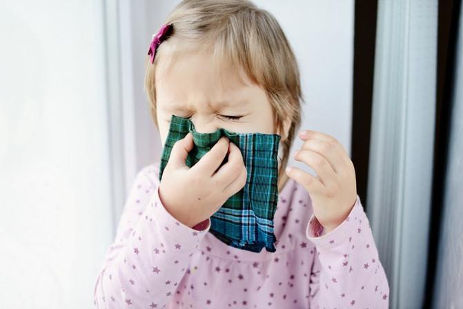 Como evitar o resfriado em seu bebê !