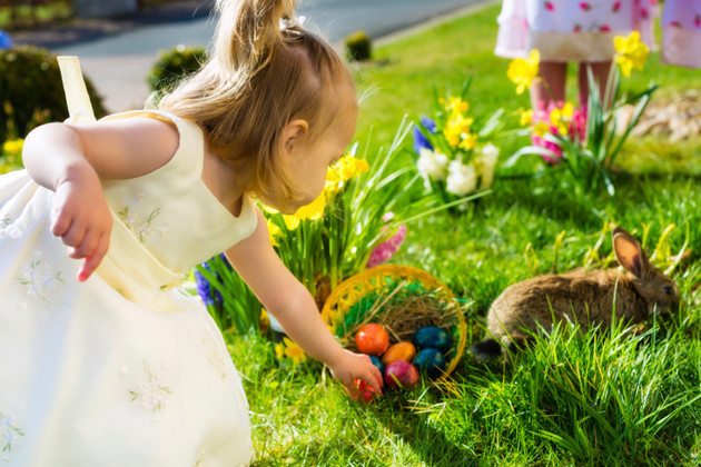 Ideias para curtir o domingo de Páscoa com as crianças :)